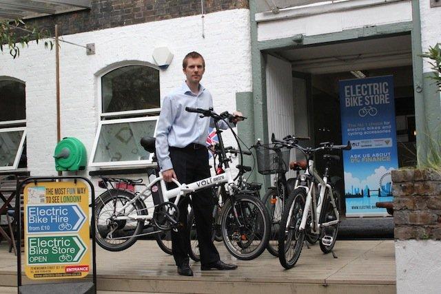 Electric Bike Store london bridge