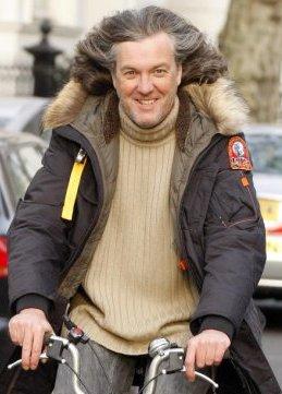 James May Cycling